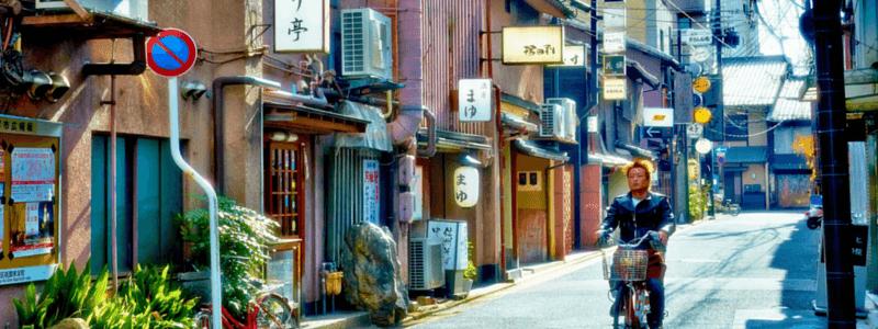 hoofdstad japan kyoto
