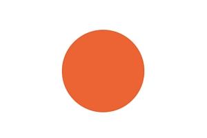 Japanse vlag fout