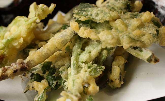 japanse tempura tenpura