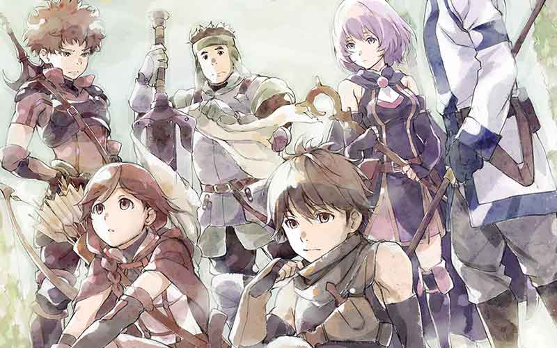 anime winter 2016 hai to gensou no grimgar