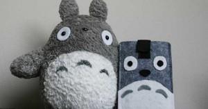 DIY-Totoro-telefoon-hoesje