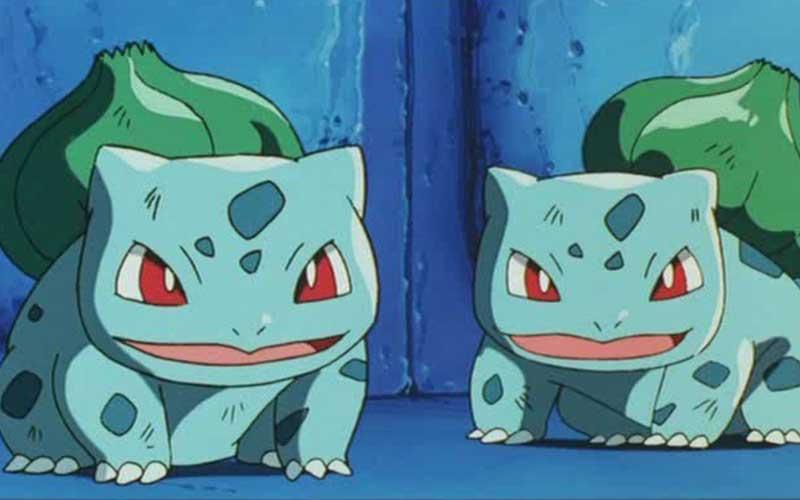 Japanse Pokémonnamen bulbasaur is fushigidane